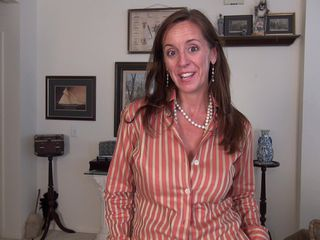 Exclusive mom solo at home with a special mature on fire