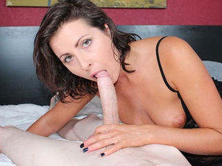 Helena Price is a perverted mom who loves young guys, especially if there her daughters boyfriends. Thats what happens when Conner gets his dick sucked dry by the horny milf. Conner kicks back as he gets his monster sized cock sucked dry before his GF gets home.