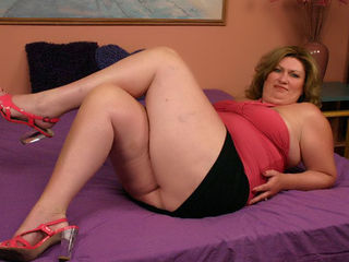 Hot Mature BBW CC Ready For Porn