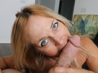 When hot milf Dani Dare catches her step-son watching porn she gets so pissed off and turned on at the same time that the big titted mom decides to suck his already hard cock, titty fuck him and jerk him until he has no choice but to unload his warm man goo accross her big huge big boobs.